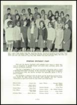 1967 Lima High School Yearbook Page 140 & 141