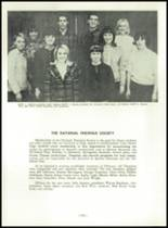 1967 Lima High School Yearbook Page 142 & 143
