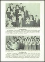 1967 Lima High School Yearbook Page 150 & 151