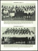 1967 Lima High School Yearbook Page 154 & 155