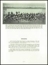 1967 Lima High School Yearbook Page 156 & 157