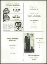 1967 Lima High School Yearbook Page 194 & 195