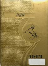 1968 Yearbook Mclean / Waynesville High School