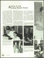 1990 Albuquerque High School Yearbook Page 20 & 21