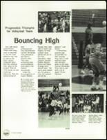 1990 Albuquerque High School Yearbook Page 78 & 79