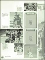 1990 Albuquerque High School Yearbook Page 92 & 93
