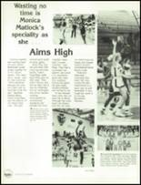 1990 Albuquerque High School Yearbook Page 94 & 95