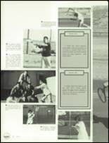 1990 Albuquerque High School Yearbook Page 110 & 111