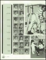 1990 Albuquerque High School Yearbook Page 116 & 117