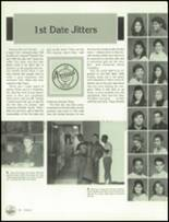 1990 Albuquerque High School Yearbook Page 124 & 125