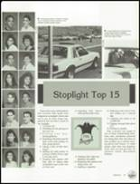 1990 Albuquerque High School Yearbook Page 140 & 141
