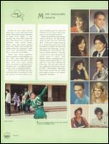 1990 Albuquerque High School Yearbook Page 166 & 167