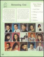 1990 Albuquerque High School Yearbook Page 176 & 177