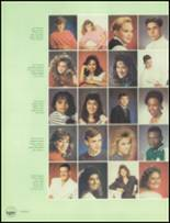 1990 Albuquerque High School Yearbook Page 178 & 179