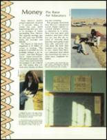 1990 Albuquerque High School Yearbook Page 200 & 201