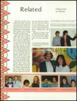 1990 Albuquerque High School Yearbook Page 202 & 203