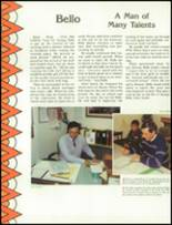 1990 Albuquerque High School Yearbook Page 206 & 207