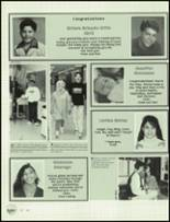 1990 Albuquerque High School Yearbook Page 220 & 221