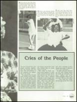 1990 Albuquerque High School Yearbook Page 242 & 243