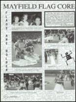 1998 Mayfield High School Yearbook Page 92 & 93