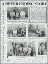 1998 Mayfield High School Yearbook Page 126 & 127