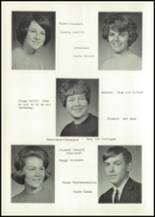 1967 Dunlap Community High School Yearbook Page 18 & 19