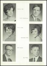 1967 Dunlap Community High School Yearbook Page 22 & 23