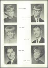 1967 Dunlap Community High School Yearbook Page 24 & 25