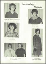 1967 Dunlap Community High School Yearbook Page 62 & 63