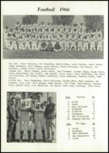 1967 Dunlap Community High School Yearbook Page 72 & 73