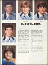 1986 Bryson High School Yearbook Page 20 & 21