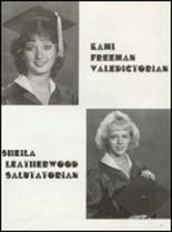 1986 Bryson High School Yearbook Page 24 & 25