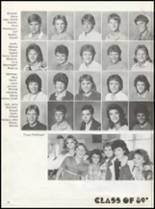 1986 Bryson High School Yearbook Page 30 & 31