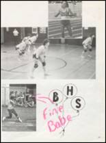 1986 Bryson High School Yearbook Page 32 & 33