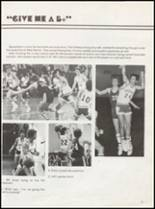 1986 Bryson High School Yearbook Page 38 & 39