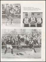 1986 Bryson High School Yearbook Page 42 & 43