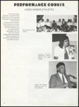 1986 Bryson High School Yearbook Page 50 & 51