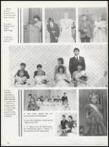 1986 Bryson High School Yearbook Page 56 & 57