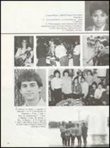 1986 Bryson High School Yearbook Page 62 & 63
