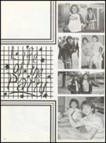 1986 Bryson High School Yearbook Page 70 & 71