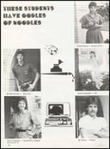 1986 Bryson High School Yearbook Page 76 & 77
