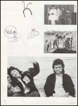 1986 Bryson High School Yearbook Page 82 & 83