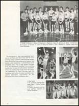 1986 Bryson High School Yearbook Page 90 & 91