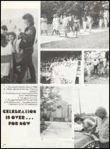 1986 Bryson High School Yearbook Page 104 & 105
