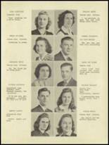 1942 St. Johnsville High School Yearbook Page 10 & 11