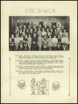 1942 St. Johnsville High School Yearbook Page 18 & 19