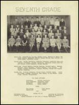 1942 St. Johnsville High School Yearbook Page 20 & 21