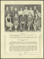 1942 St. Johnsville High School Yearbook Page 34 & 35