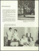 1958 Lew Wallace High School Yearbook Page 10 & 11