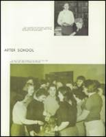 1958 Lew Wallace High School Yearbook Page 12 & 13